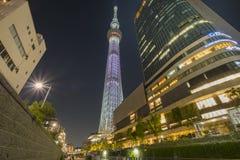 TokyoSkyTree stockfoto