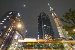 TokyoSkyTree Fotografie Stock