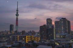 TokyoSkyTree Fotografia Stock Libera da Diritti