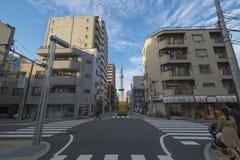 TokyoSkyTree Immagini Stock