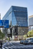 Tokyu placu Ginza zakupy centrum handlowe zdjęcia stock