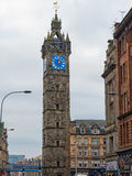 Tolbooth Steeple at Glasgow Cross Royalty Free Stock Images
