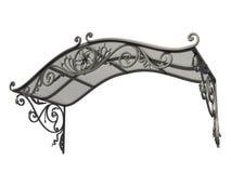 Toldo del hierro labrado libre illustration