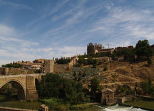 Toledo Foto de Stock Royalty Free