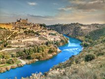 Toledo 1 royaltyfri bild