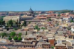Toledo Royaltyfri Foto