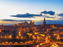 Toledo (3) Fotografia Stock Libera da Diritti