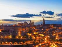 Toledo (3) Fotografia de Stock Royalty Free
