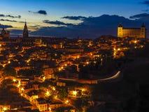 Toledo (4) Fotografie Stock Libere da Diritti