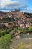 Toledo - Alcazar Stock Photo