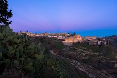 Toledo from another perspective royalty free stock photography