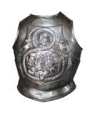 Toledo armor isolated on white background Stock Photo