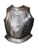 Toledo armor isolated on white background Royalty Free Stock Images