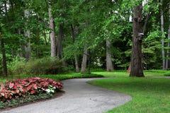 Toledo Botanical Gardens Stock Image