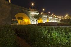 Toledo Bridge Royalty Free Stock Images