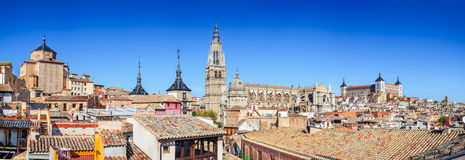 Toledo, Castile la Mancha, Spain Stock Photography
