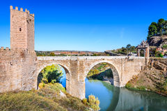 Toledo, Castile, Spain Stock Images