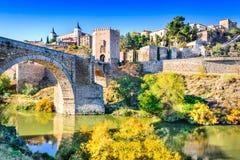 Toledo, Castile, Spain stock photo