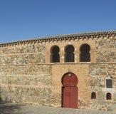 Toledo, Castilla - La Mancha / Spain. October 19, 2017. Bullring inaugurated on July 25, 1946 Stock Photos