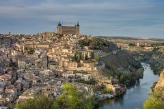 Toledo, Castilla La Mancha, Spain Stock Photography