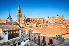 Toledo, Castilla la Mancha, Spain Stock Photography