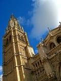 Toledo, catedral 01 Imágenes de archivo libres de regalías