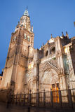 Toledo - Cathedral Primada Santa Maria de Toledo Royalty Free Stock Photo