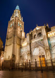 Toledo - Cathedral Primada Santa Maria de Toledo Royalty Free Stock Photos