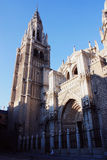 Toledo Cathedral Royalty Free Stock Photography