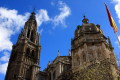 Toledo Cathedral Stock Photography