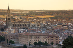 Toledo Cathedral, Spain Stock Photography