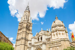 Toledo Cathedral Spain Stock Photo
