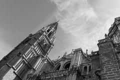 Toledo Cathedral, Spain Royalty Free Stock Image