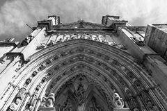 Toledo Cathedral, Spain Royalty Free Stock Photos