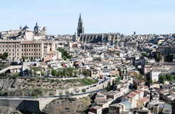 Toledo city Royalty Free Stock Photo