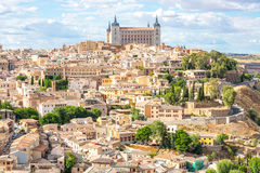 Toledo cityscape Spain Royalty Free Stock Image