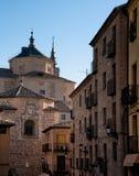 Toledo dachy Hiszpania Zdjęcia Stock