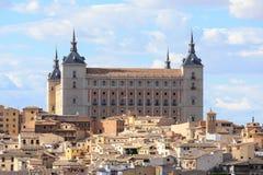 Toledo es capital de la provincia de Toledo, España Imágenes de archivo libres de regalías