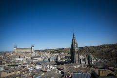 Toledo Espagne Photographie stock