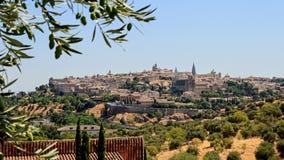 Toledo, Espanha Foto de Stock