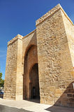 The Toledo Gateway, Ciudad Real, Spain Royalty Free Stock Photo