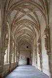 Toledo - Gothic atrium of Monasterio San Juan de los Reyes Stock Images