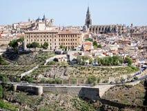 Toledo, Hiszpania Obrazy Stock