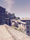 Toledo Hiszpania widok Zdjęcia Stock