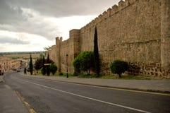 Toledo hiszpanii Obraz Royalty Free