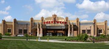 Toledo Hollywood Casino royaltyfria bilder
