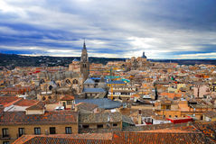 Toledo I Royalty Free Stock Photos