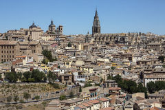 Toledo - La Mancha - Espagne Photo stock