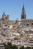 Toledo - La Mancha - Espagne Image stock