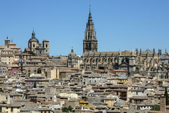Toledo - La Mancha - Spain Royalty Free Stock Photography